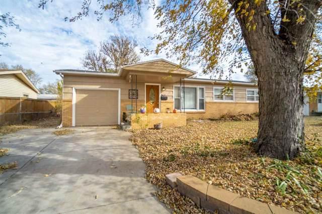 1454 N Buckner Ave, Derby, KS 67037 (MLS #588591) :: Pinnacle Realty Group