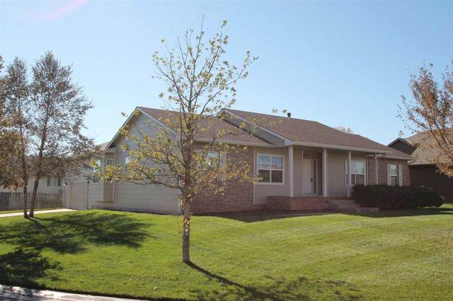 8203 W 34th, Wichita, KS 67205 (MLS #588684) :: Kirk Short's Wichita Home Team