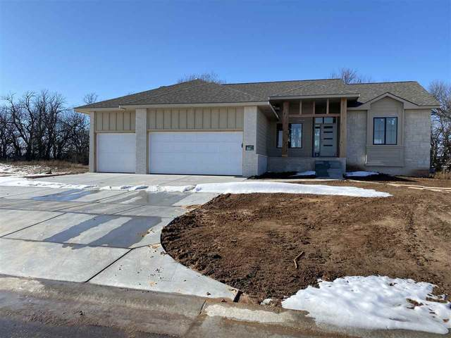 1165 N Crabtree Ln, Goddard, KS 67052 (MLS #588941) :: Preister and Partners | Keller Williams Hometown Partners