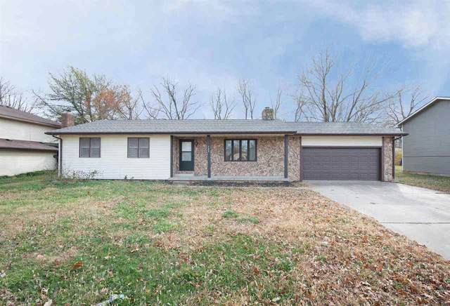 123 E Osage St, Rose Hill, KS 67133 (MLS #589073) :: Jamey & Liz Blubaugh Realtors