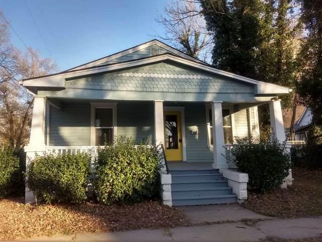 812 N Pine, Newton, KS 67114 (MLS #589083) :: Pinnacle Realty Group