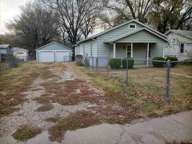 109 N Indiana St, Winfield, KS 67156 (MLS #589129) :: Pinnacle Realty Group