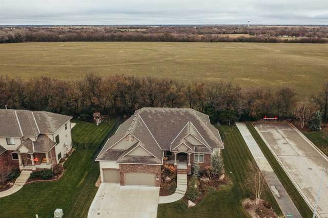 720 N Deerfield Cir, Andover, KS 67002 (MLS #589160) :: Kirk Short's Wichita Home Team