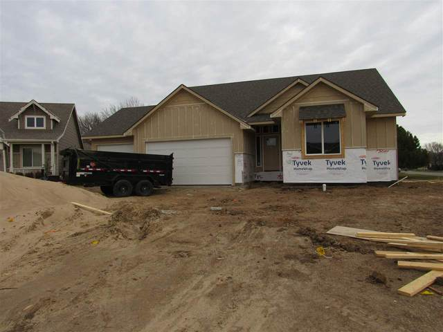 1014 N Liberty Cir, Wichita, KS 67235 (MLS #589162) :: Kirk Short's Wichita Home Team