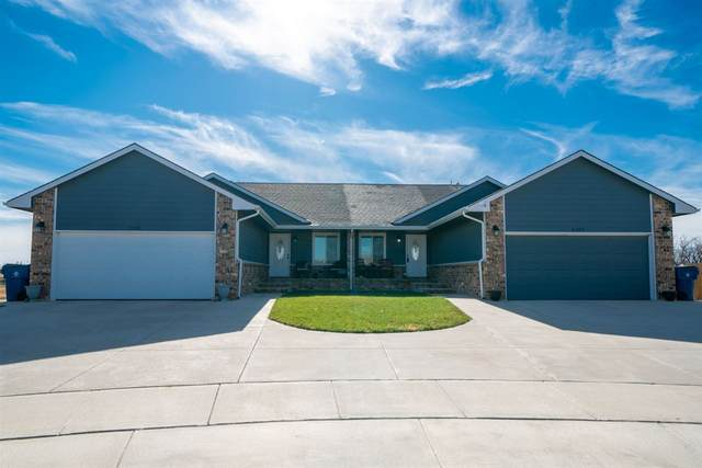 2203/2205 E Quivira Cir Kechi, Wichita, KS 67207 (MLS #589200) :: Kirk Short's Wichita Home Team