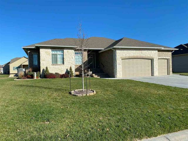 213 S Grand Mere Ct, Wichita, KS 67230 (MLS #589201) :: Kirk Short's Wichita Home Team