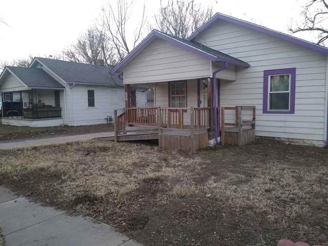 439 N Edwards Ave, Wichita, KS 67203 (MLS #589242) :: Kirk Short's Wichita Home Team