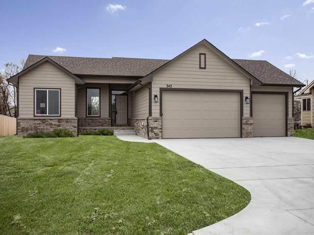 343 E Karla, Haysville, KS 67060 (MLS #589278) :: Pinnacle Realty Group