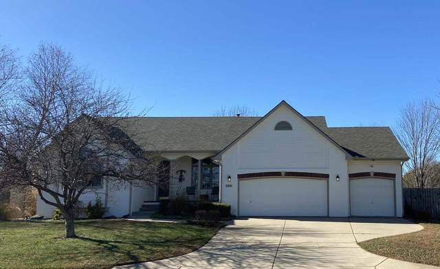 209 S Lakeside Dr., Andover, KS 67002 (MLS #589292) :: Keller Williams Hometown Partners