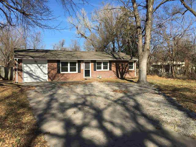 408 E Kansas Ave, Hutchinson, KS 67502 (MLS #589389) :: Pinnacle Realty Group