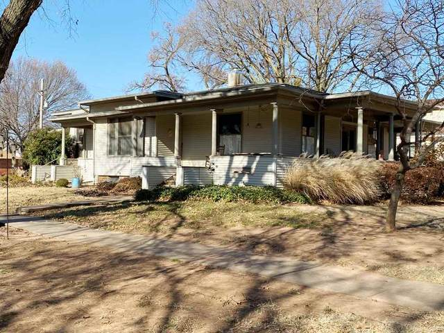 602 N Anthony Ave, Anthony, KS 67003 (MLS #589418) :: COSH Real Estate Services