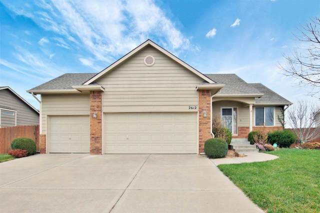 2612 E Mantane, Wichita, KS 67219 (MLS #589443) :: Pinnacle Realty Group