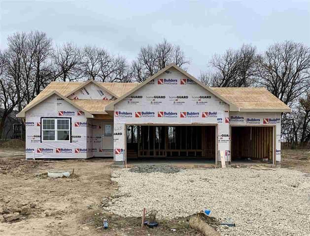 625 S Clear Creek St, Wichita, KS 67230 (MLS #589447) :: Jamey & Liz Blubaugh Realtors