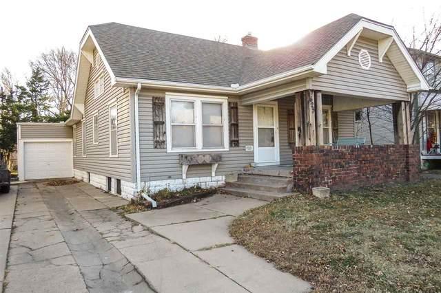 1625 W 13TH ST N, Wichita, KS 67203 (MLS #589457) :: Jamey & Liz Blubaugh Realtors