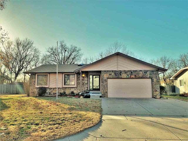 1631 N Parkdale St, Wichita, KS 67212 (MLS #589458) :: Kirk Short's Wichita Home Team