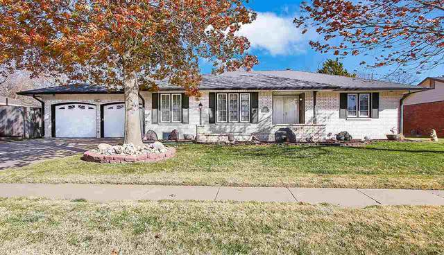 1642 N Westlynn Ave, Wichita, KS 67212 (MLS #589518) :: Preister and Partners | Keller Williams Hometown Partners