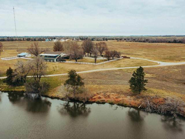 3405 S 279th St. W., Garden Plain, KS 67050 (MLS #589578) :: On The Move