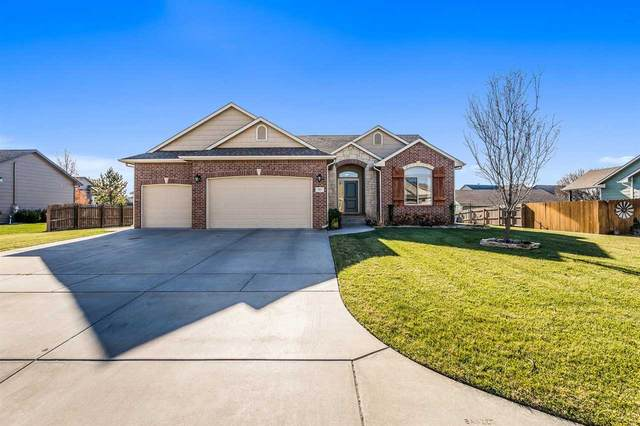 707 S Spring Hollow Dr, Wichita, KS 67230 (MLS #589712) :: Pinnacle Realty Group