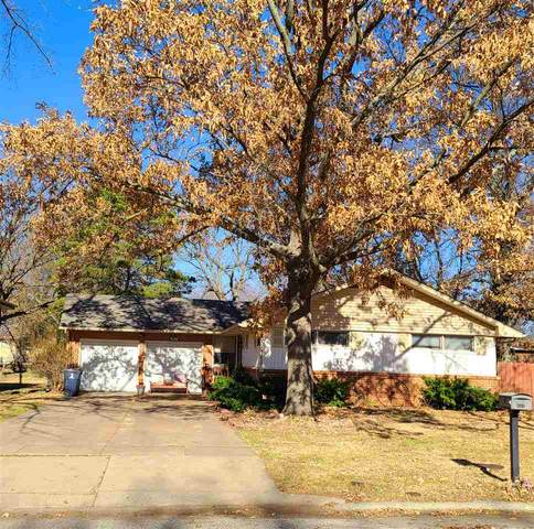 532 Warren Rd, El Dorado, KS 67042 (MLS #589861) :: Pinnacle Realty Group