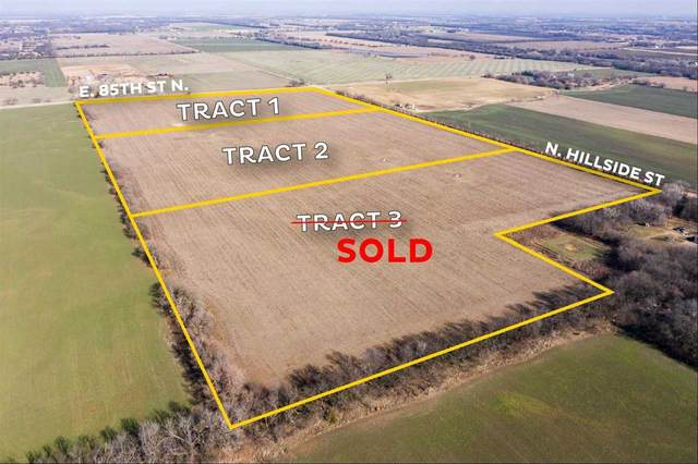 SW/c of E 85th St N And N Hillside - Tract 1, Valley Center, KS 67147 (MLS #589950) :: COSH Real Estate Services