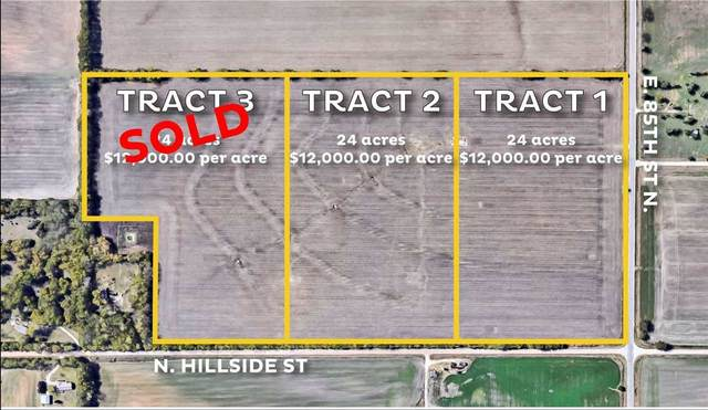 SW/c of E 85th St N And N Hillside - Tract 2, Valley Center, KS 67147 (MLS #589951) :: COSH Real Estate Services
