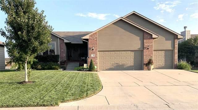 2503 E Kite St, Wichita, KS 67219 (MLS #589997) :: Kirk Short's Wichita Home Team