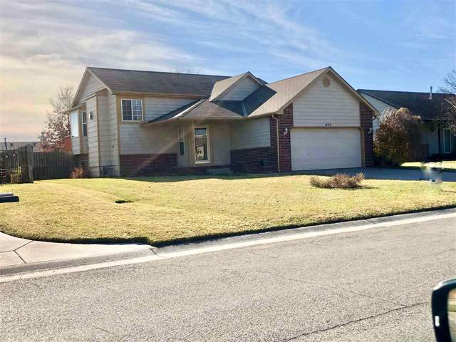 637 High Plains Circle, Maize, KS 67101 (MLS #590139) :: Kirk Short's Wichita Home Team