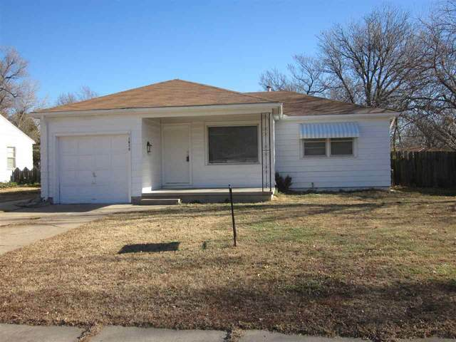 1638 S Faulders, Wichita, KS 67218 (MLS #590178) :: Pinnacle Realty Group