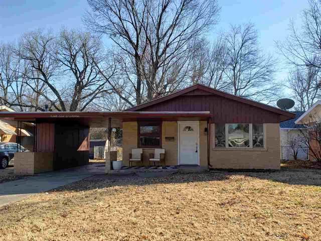 1607 Ann St, Winfield, KS 67156 (MLS #590265) :: Kirk Short's Wichita Home Team