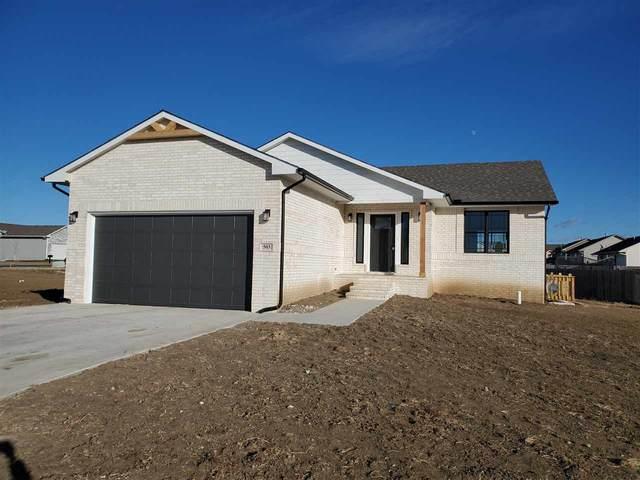 503 S Shade, Andover, KS 67002 (MLS #590283) :: Keller Williams Hometown Partners