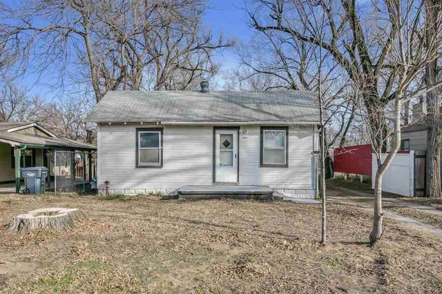 344 N Anna St, Wichita, KS 67212 (MLS #590358) :: On The Move