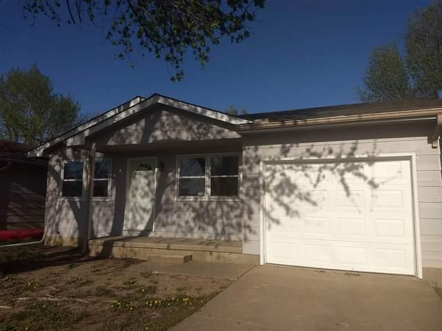 410 N Colorado Ave, Burrton, KS 67020 (MLS #590359) :: COSH Real Estate Services
