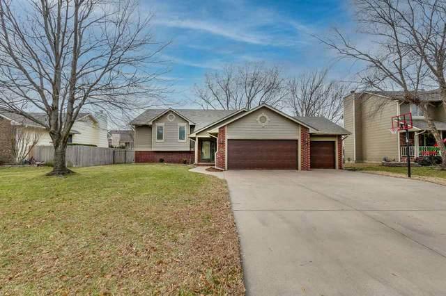 719 E Mockingbird Ln, Derby, KS 67037 (MLS #590446) :: Kirk Short's Wichita Home Team