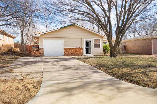 4410 E Edgemoor Dr, Bel Aire, KS 67220 (MLS #590536) :: Kirk Short's Wichita Home Team