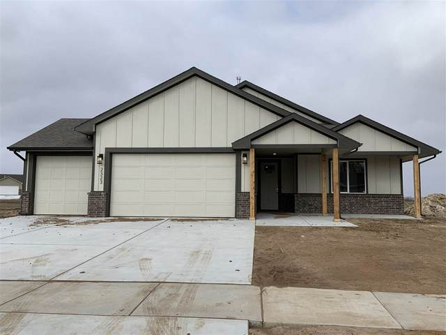 2323 S Chateau St, Wichita, KS 67207 (MLS #590631) :: Graham Realtors