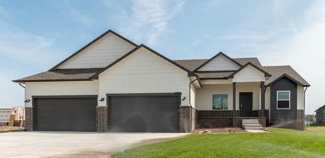 2752 S Prescott Cir., Wichita, KS 67215 (MLS #590766) :: Graham Realtors