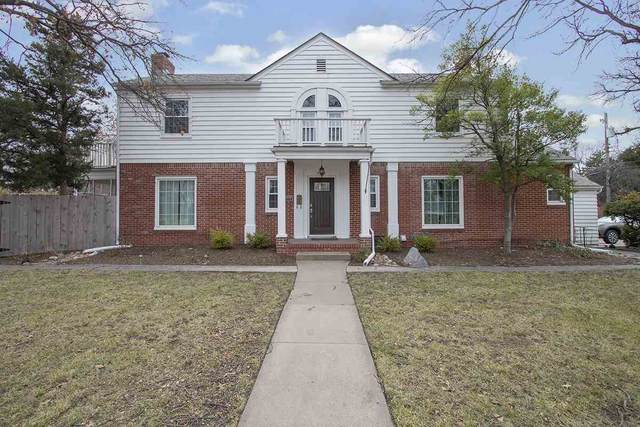5119 E Douglas Ave, Wichita, KS 67218 (MLS #590820) :: On The Move