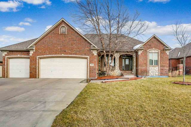 2018 S Triple Crown St, Wichita, KS 67230 (MLS #590867) :: Graham Realtors