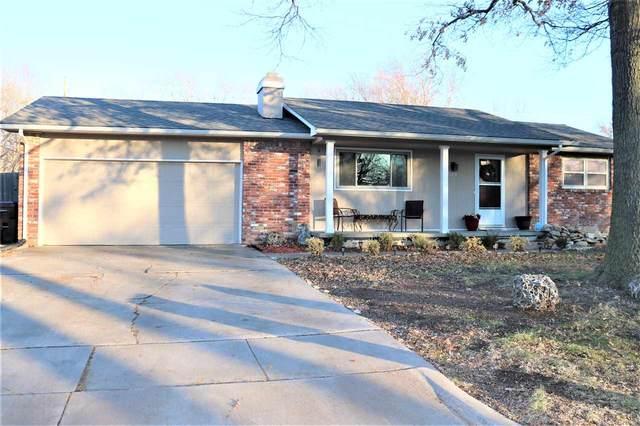 1524 N Holland Ln, Wichita, KS 67212 (MLS #591015) :: On The Move
