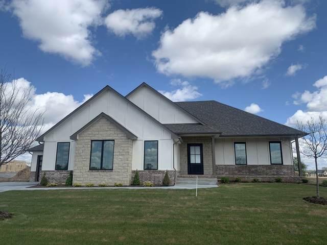 2587 N Doris Ct, Wichita, KS 67205 (MLS #591035) :: COSH Real Estate Services