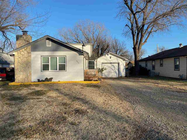 206 N Poplar, Douglass, KS 67039 (MLS #591096) :: Kirk Short's Wichita Home Team