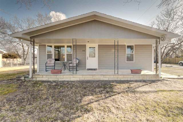 200 N State St, Goessel, KS 67053 (MLS #591223) :: Preister and Partners | Keller Williams Hometown Partners