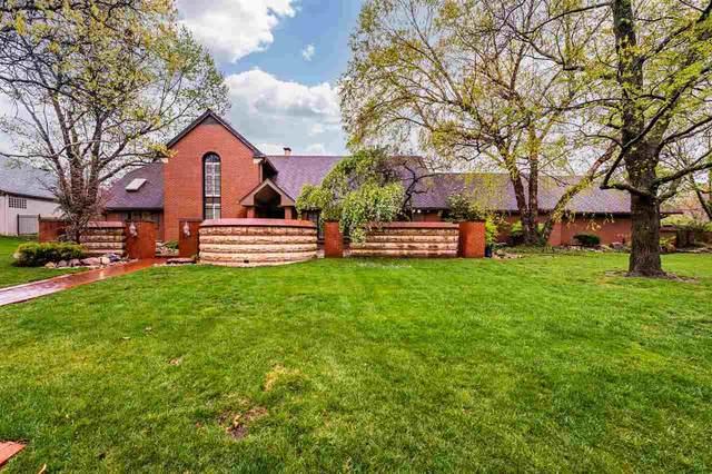 850 N Tara Ln, Wichita, KS 67206 (MLS #591292) :: COSH Real Estate Services