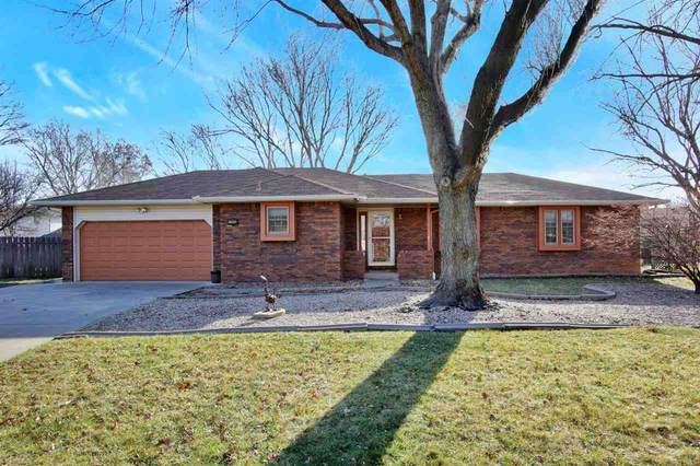 1508 N Fieldcrest Cir, Wichita, KS 67212 (MLS #591322) :: Kirk Short's Wichita Home Team