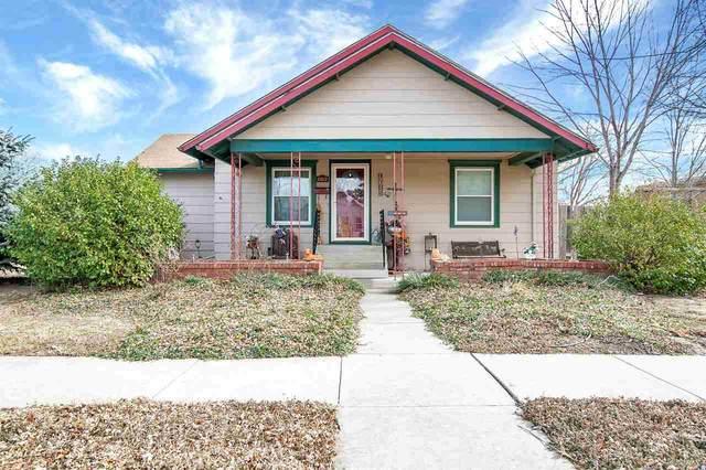 802 S Oak St, Pratt, KS 67124 (MLS #591369) :: Pinnacle Realty Group