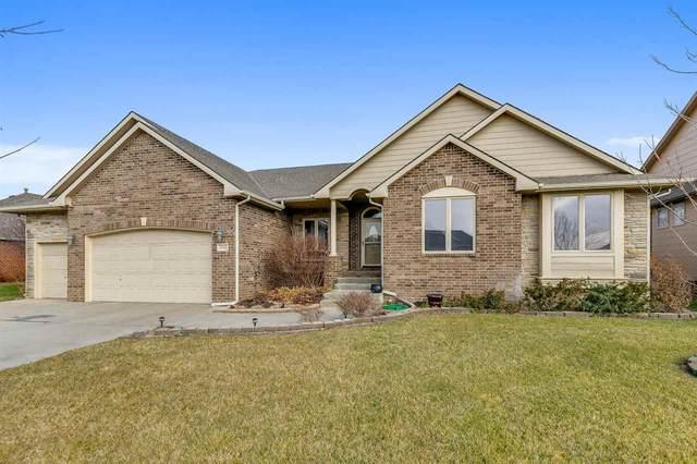 3316 N Flat Creek Ct., Wichita, KS 67205 (MLS #591373) :: Graham Realtors