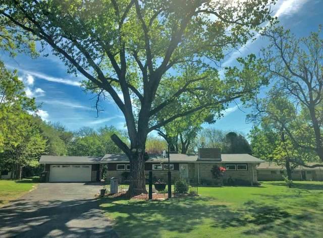 418 S Wetmore St, Wichita, KS 67209 (MLS #591374) :: On The Move