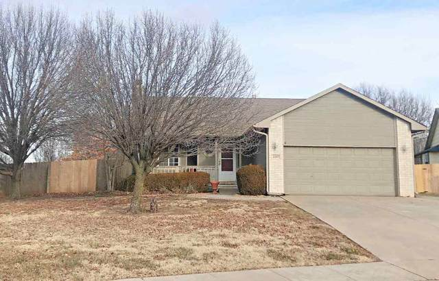 2337 N Duckcreek Ln, Derby, KS 67037 (MLS #591385) :: Pinnacle Realty Group