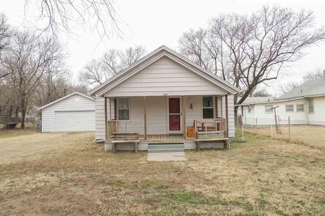 349 N Clara St, Wichita, KS 67212 (MLS #591422) :: Kirk Short's Wichita Home Team