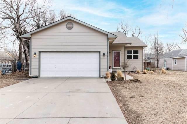 212 N Tracy St, Wichita, KS 67212 (MLS #591494) :: Graham Realtors
